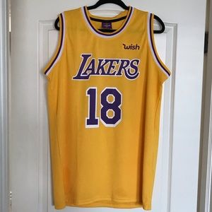 Never Worn LA Lakers Jersey